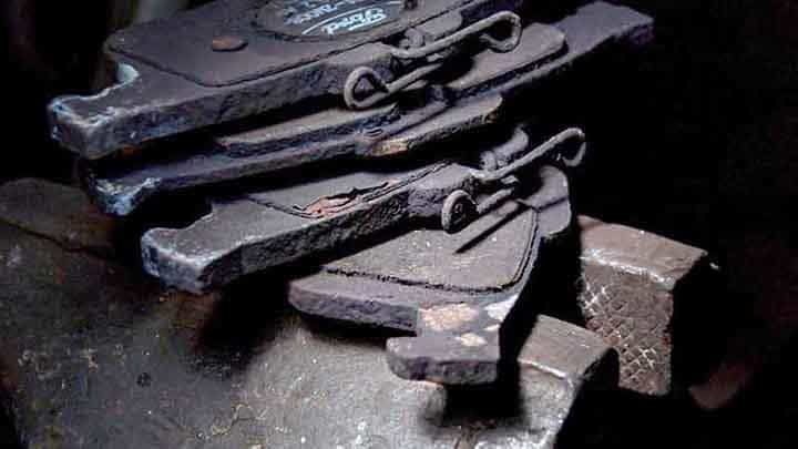 5 Causes of a Brake Pads Wear Unevenly
