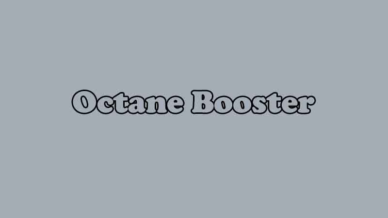 5 Best Octane Booster Products with Useful Tips